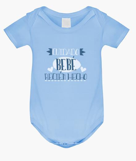 Ropa infantil Bebé recién hecho, Body bebé, azul cielo