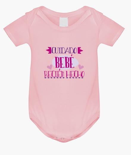 Ropa infantil Bebé recién hecho,Body bebé, rosa