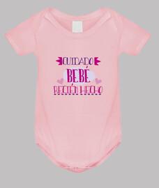 Bebé recién hecho,Body bebé, rosa