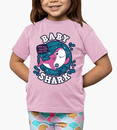Vêtements enfant bébé requin fille accident vasculaire c