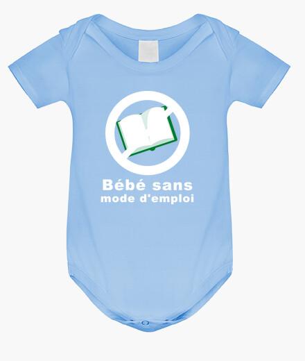 Vêtements enfant Bébé sans mode d'emploi