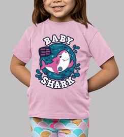 bebè shark chic un trazo