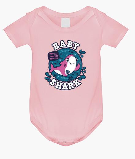 Abbigliamento bambino bebè shark chic un trazo