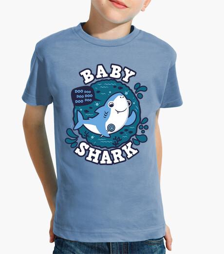 Abbigliamento bambino bebè shark uomo ictus