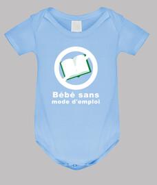 bebé sin el manual