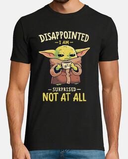 bebè Yoda - not a all