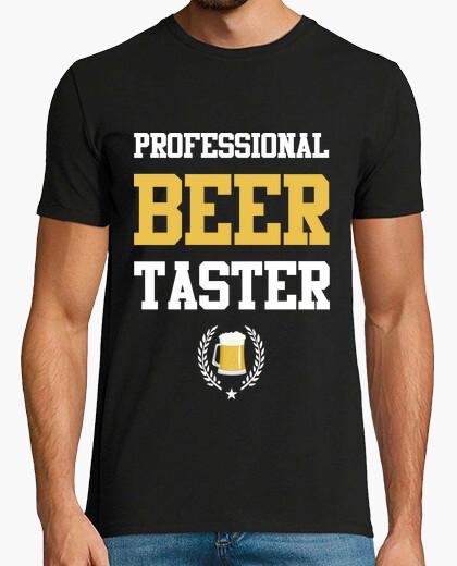 Camiseta Bebedor de Cerveza Profesional