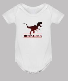 Bebesaurus body de bebé para baby dinosaurio