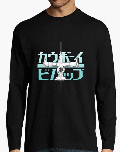 Camiseta Bebop manga larga