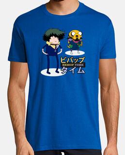 Bebop Time Camiseta Chico