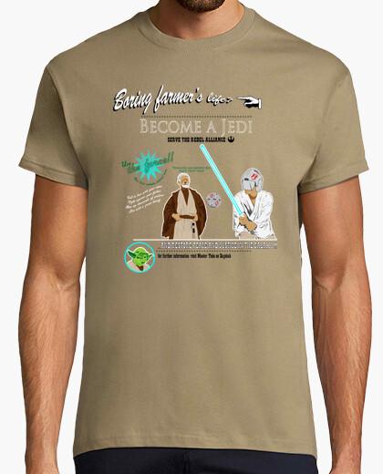 Camiseta Become a Jedi