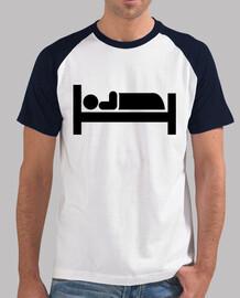 bed sleeping