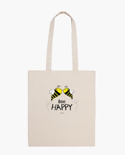 Bolsa Bee happy