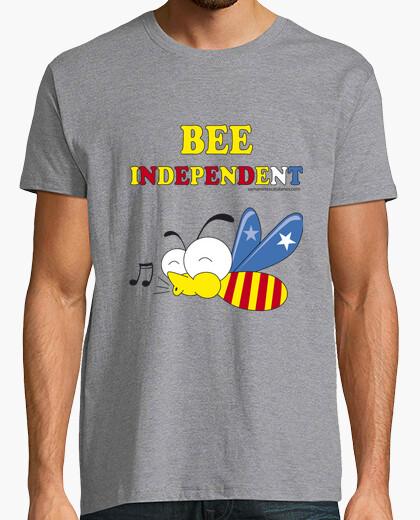 Camiseta Bee independent Hombre
