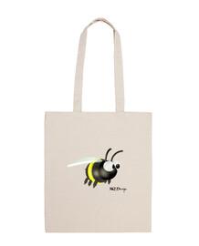 Bee la abejita reina bolsa