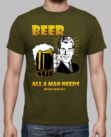 Beer - All A Man Needs