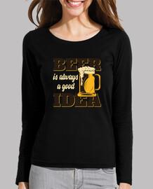 Beer is always a good idea