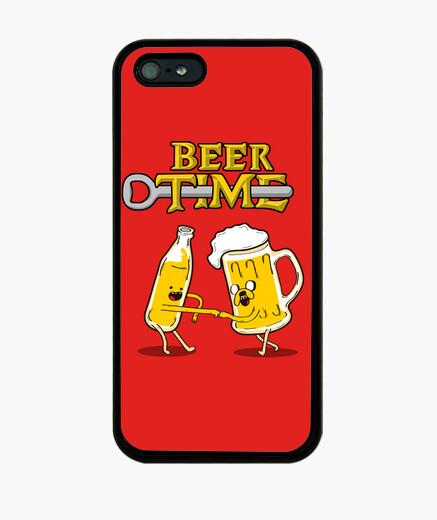 Funda iPhone Beer Time