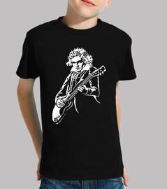 Beethoven avec Guitare Électrique