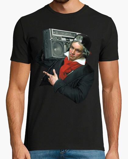 Camiseta Beethoven Hip Hop