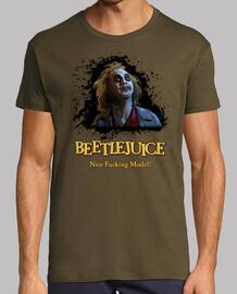 Beetlejuice - D'la merde ta maquette!