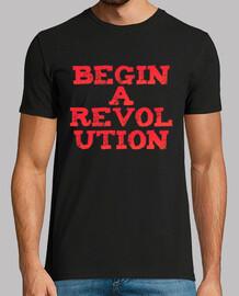 BEGIN REVOLUTION