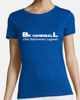 BeHandball Azul chica