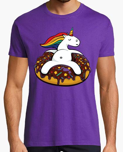 Tee-shirt beignet de licorne