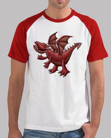 béisbol dragón rojo