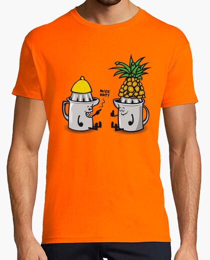 T-shirt bel cappello