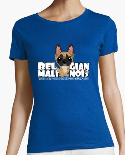 Camiseta Belgian Malinois - DGBighead