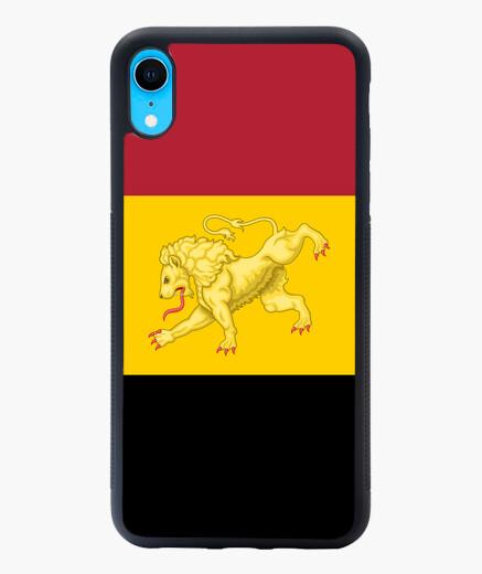 Funda iPhone XR Belgium flag phone case