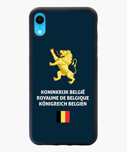 Funda iPhone XR Belgium phone case