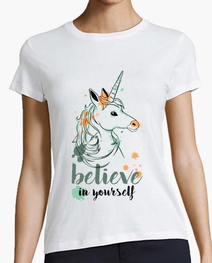 Camiseta Believe in yourself