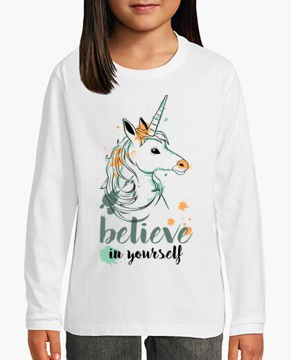 Ropa infantil Believe in yourself