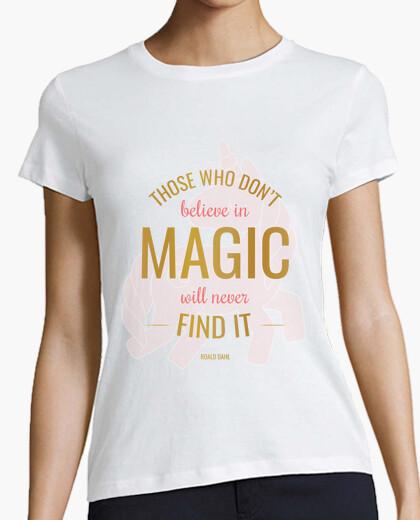 Camiseta Belive in magic