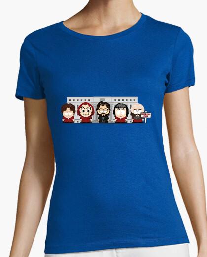 Bella ciao park t-shirt