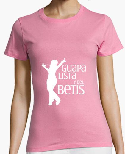 T-shirt bella e betis