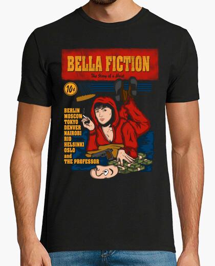 Tee-shirt belle fiction