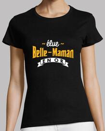 Belle maman en or cadeau