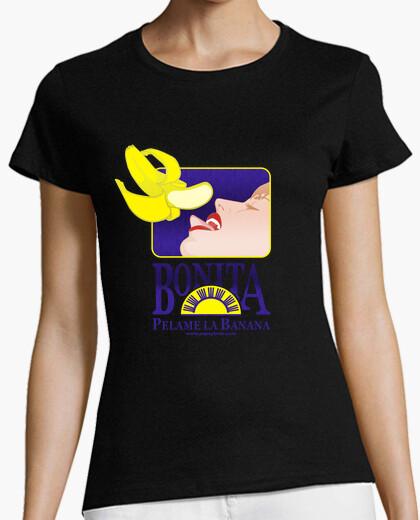 Tee-shirt belle pelame banane (elle)