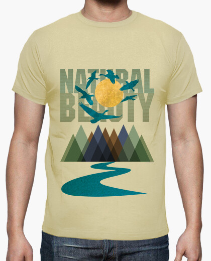 T-shirt Bellezza Naturale