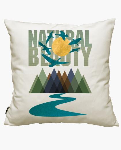 Fodera cuscino bellezza naturale - trame