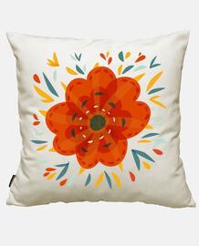 bello decorativo orange fiore