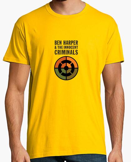 Camiseta Ben Harper