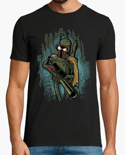 Camiseta BenderFett