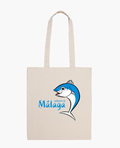 Borsa benvenuti a malaga 3