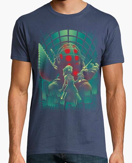 T-shirt benvenuti a rapture