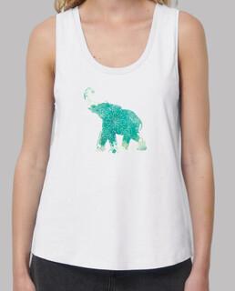 berdea-grüner elefant elefant