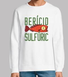 Berícid Sulfúric - Logo Color